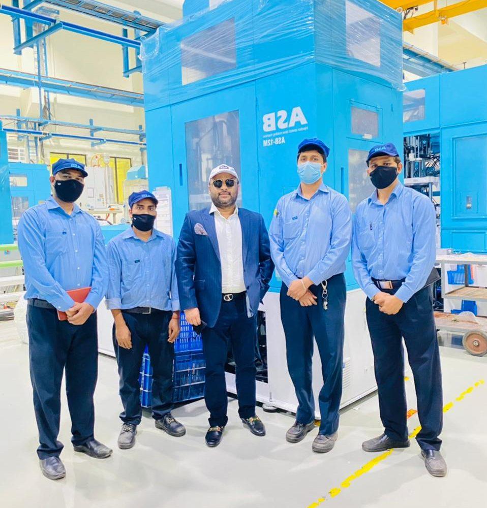 ASB Factory Visit - India